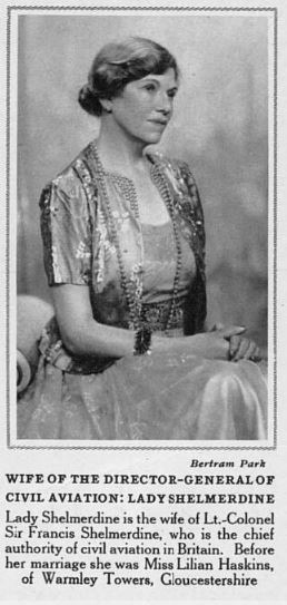 Lilian Shelmerdine Tatler 1938